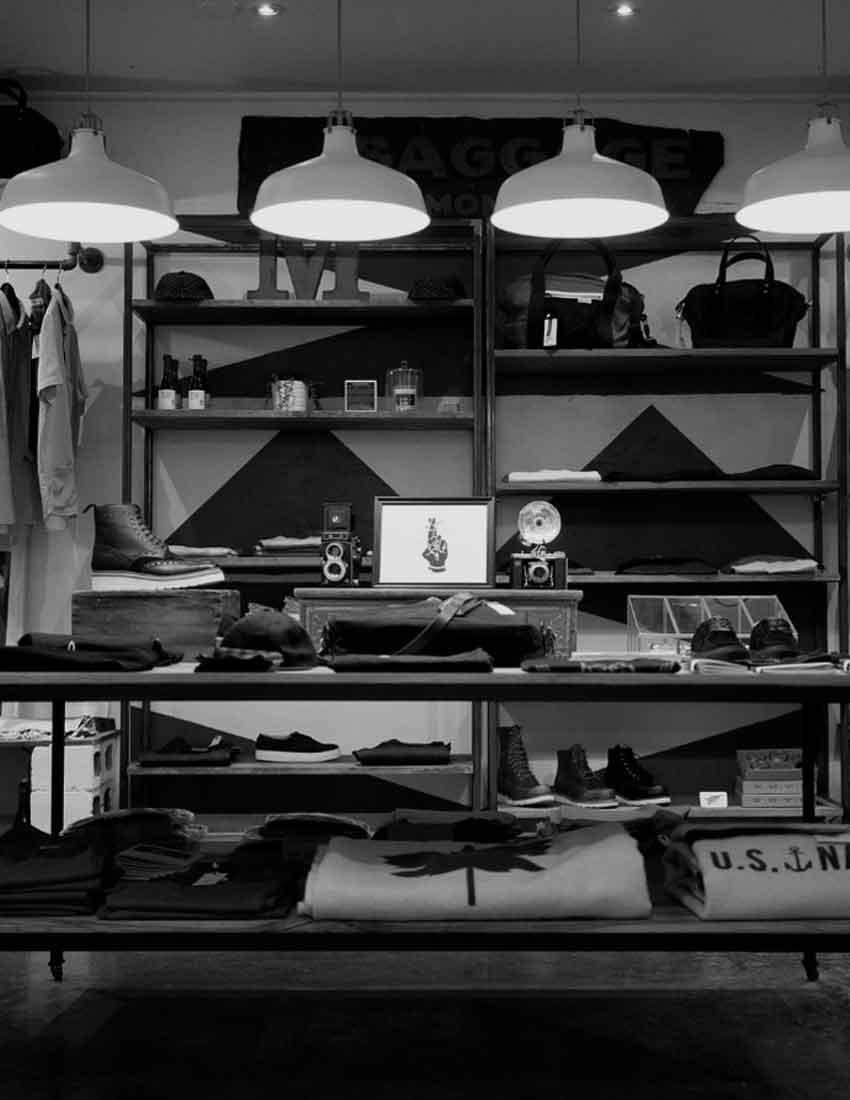 Kassasystem för butik, retail och livs